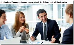 pelatihan Collaborate to Win Negotiations di jakarta